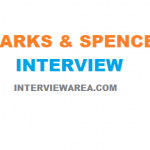 marks and spencer interview