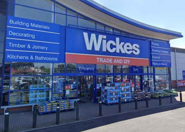 Wickes interview