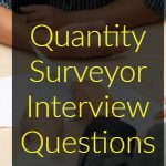 Quantity Surveyor Interview Questions