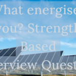 what energises you