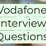 Vodafone interview questions